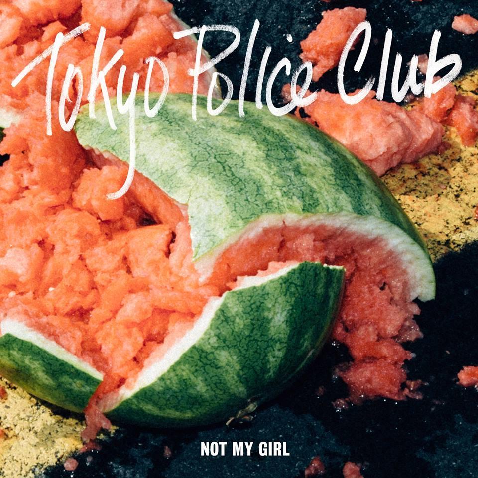Nieuwe single Tokyo Police Club
