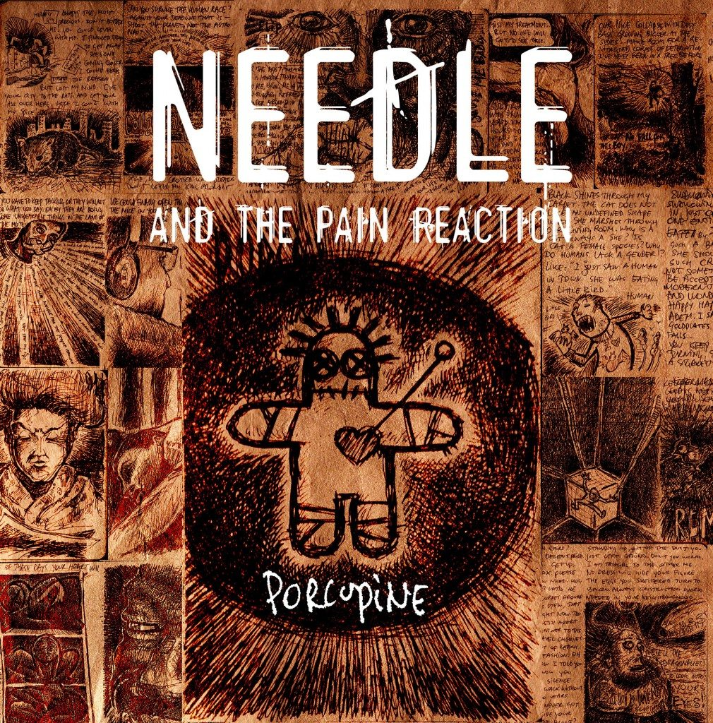 Albumreview: Needle And The Pain Reaction – Porcupine
