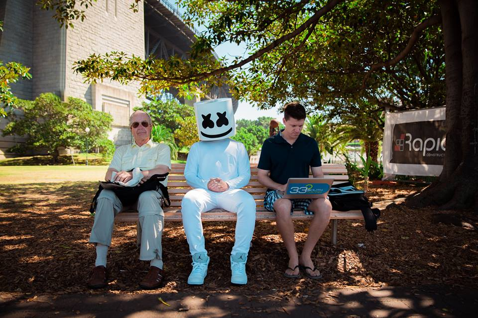 Nieuwe single Marshmello