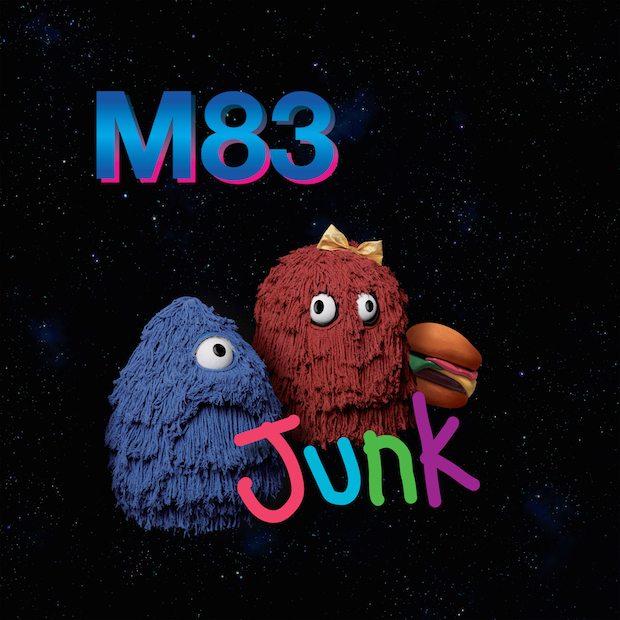 Nieuwe single M83