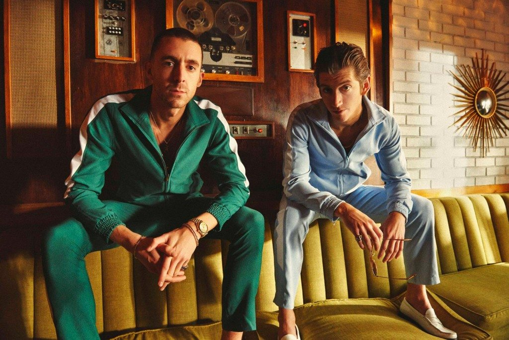 Nieuwe single The Last Shadow Puppets