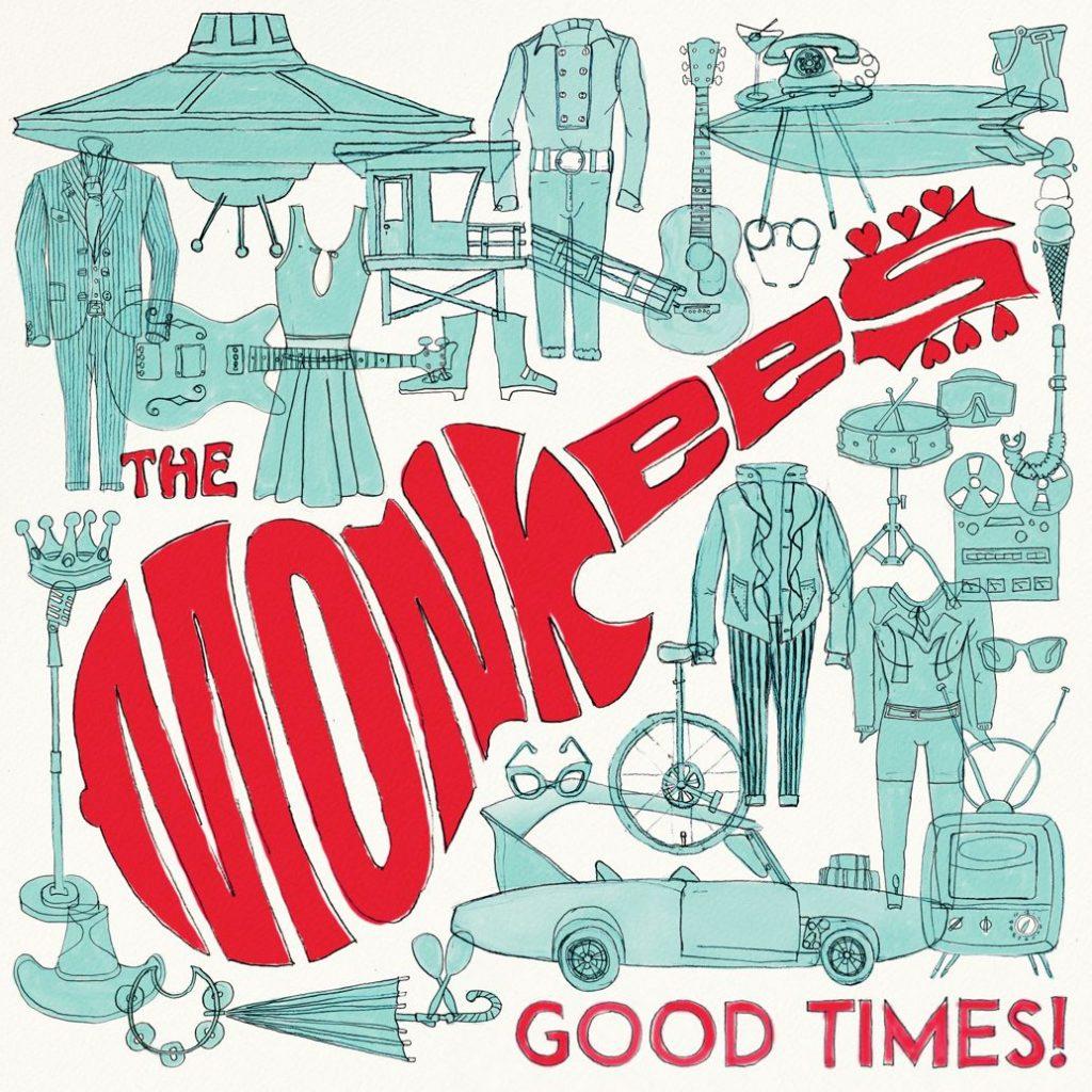 Nieuwe single The Monkees
