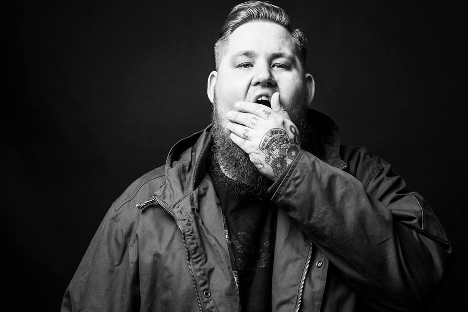 Nieuwe single Rag'n'Bone Man