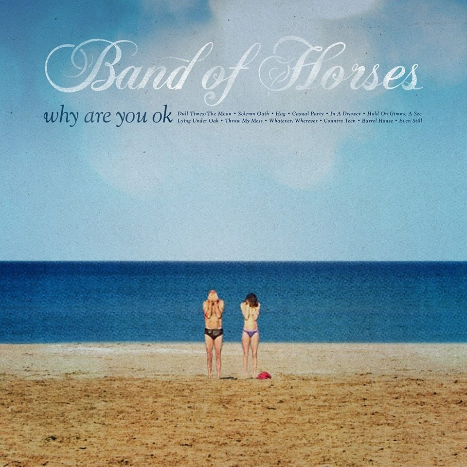 "Nieuwe single Band Of Horses – ""In A Drawer"""