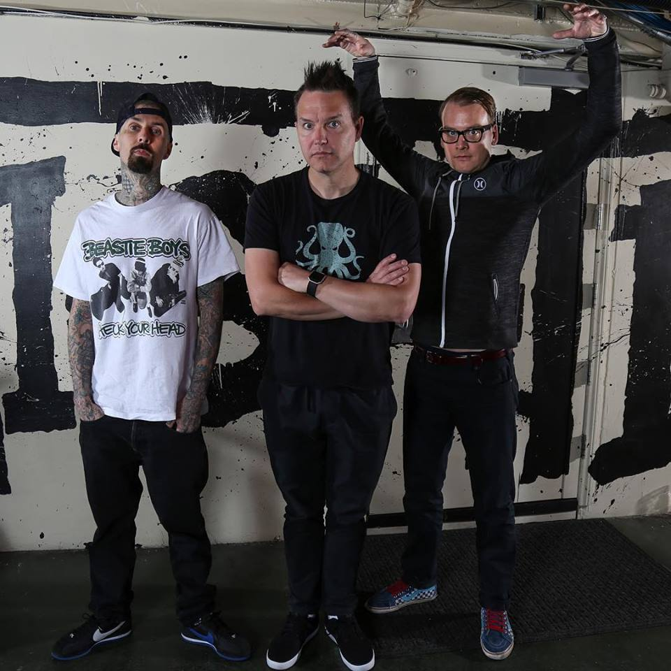 "Nieuwe single Blink-182 – ""No Future"""