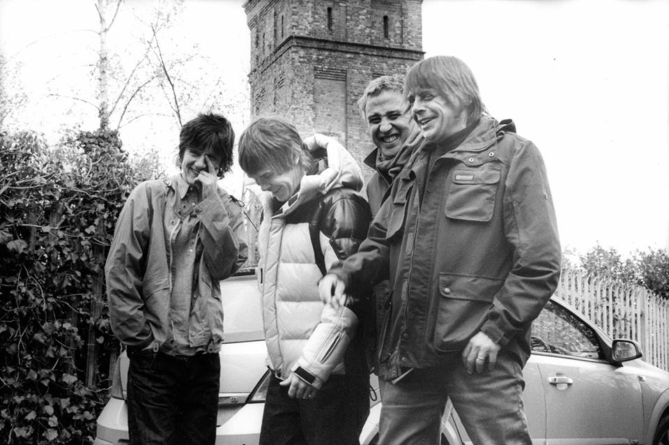"""Nieuwe single The Stone Roses – """"All For One"""""""
