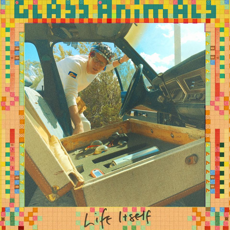 "Nieuwe single Glass Animals – ""Life Itself"""