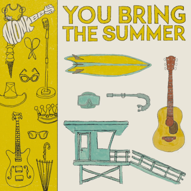 "Nieuwe single The Monkees – ""You Bring The Summer"""