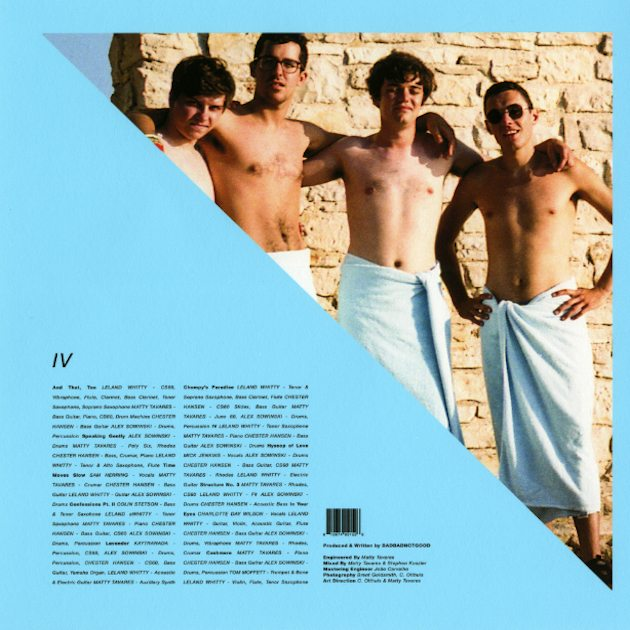 "Nieuwe single BADBADNOTGOOD – ""Time Moves Slow"""