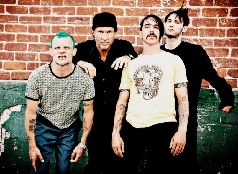 """Nieuwe single Red Hot Chili Peppers – """"Dark Necessities"""""""