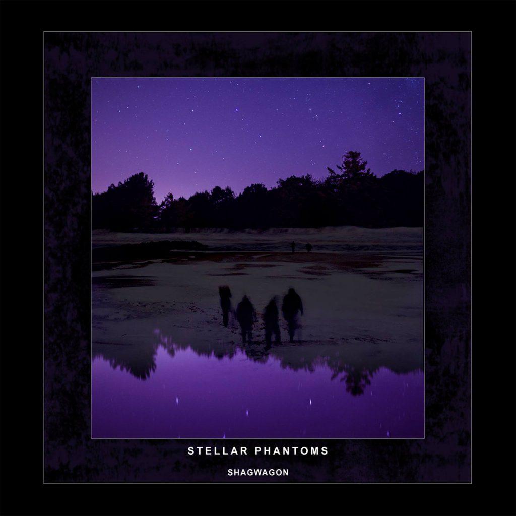 """Nieuw album ShagWagon – """"Stellar Phantoms"""""""