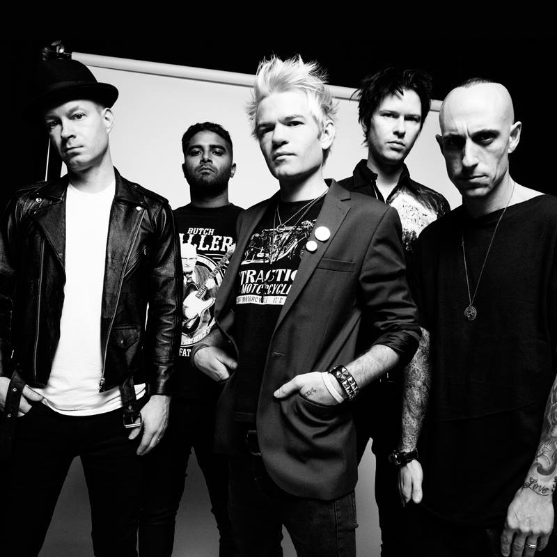 "Nieuwe single Sum 41 – ""God Save Us All (Death to POP)"""