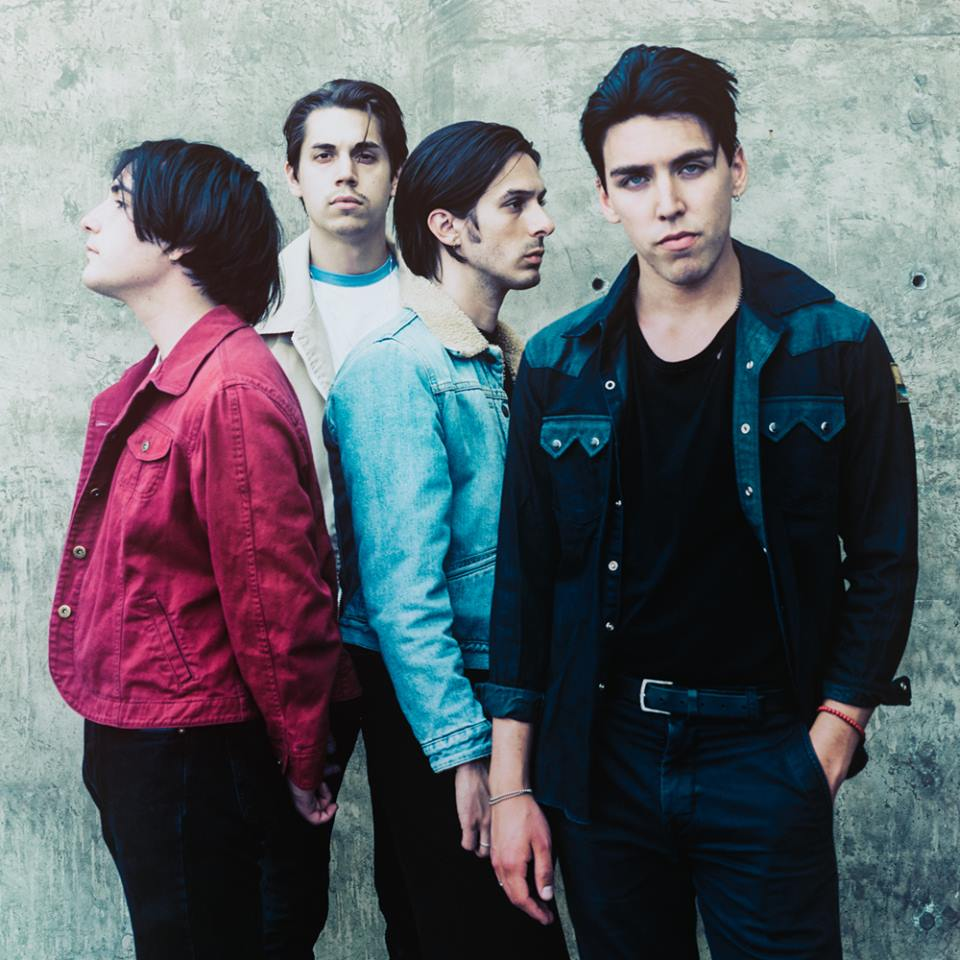 "Nieuwe single Bad Suns – ""Disappear Here"""