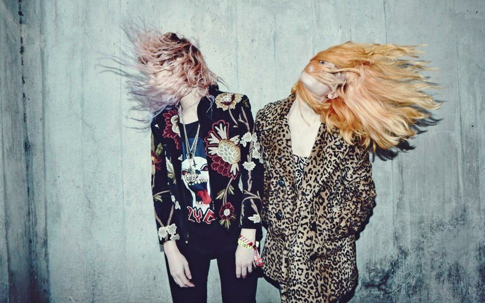 "Nieuwe single Deap Vally – ""Smile More"""