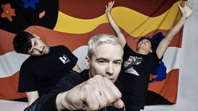 Nieuwe single The Avalanches