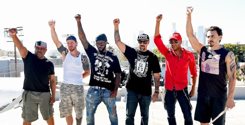 "Nieuwe single Prophets Of Rage – ""The Party's Over"""