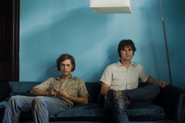 "Nieuwe single JEFF The Brotherhood – ""Punishment"""