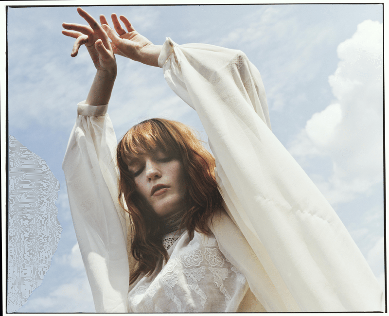 Florence and The Machine versiert met haar dromerige sound de gamewereld