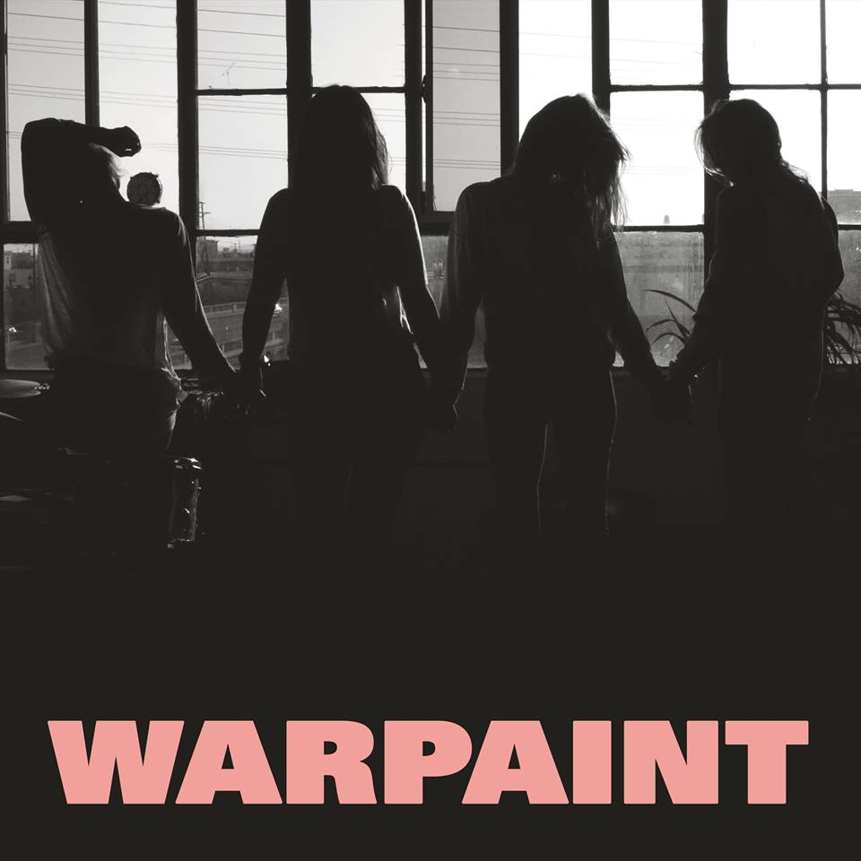 "Nieuwe single Warpaint – ""New Song"""