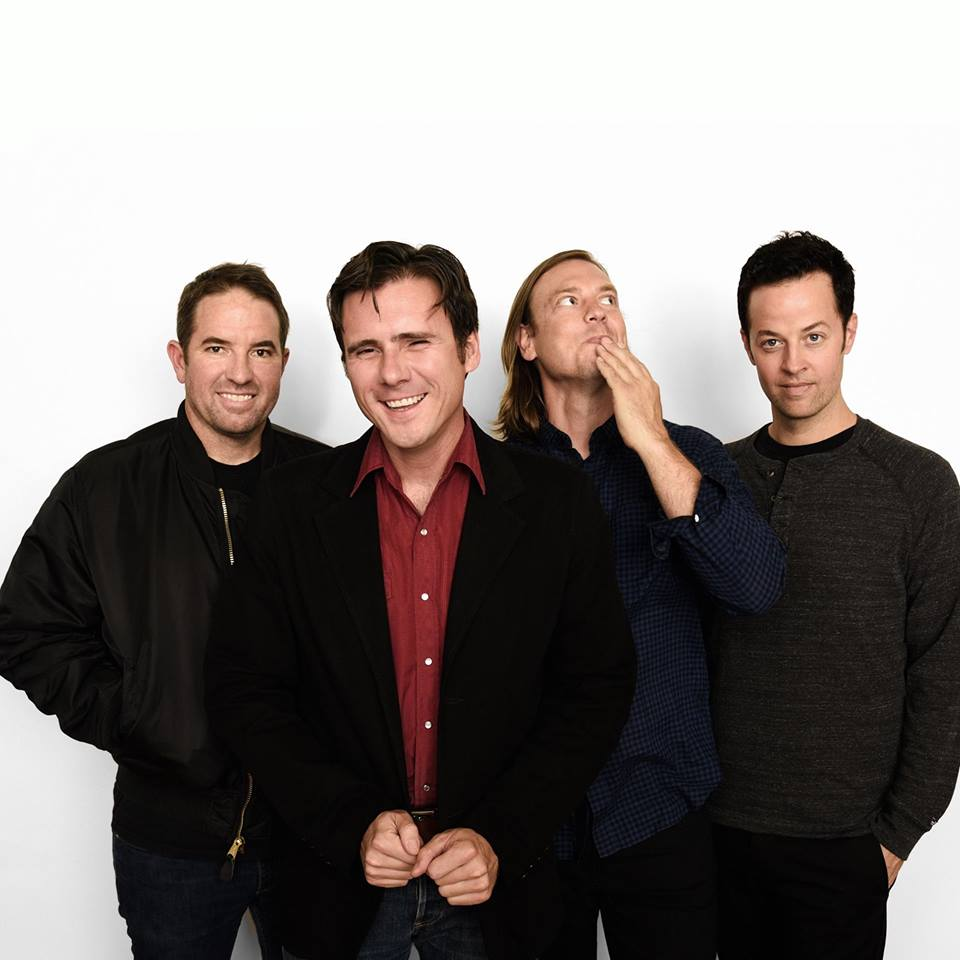 "Nieuwe single Jimmy Eat World – ""Sure and Certain"""