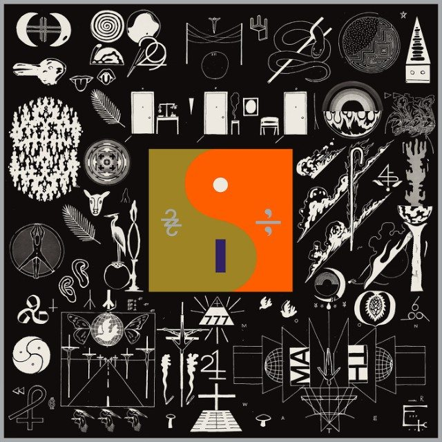 "Nieuw werk Bon Iver – ""22 (OVER S∞∞N)"" & ""10 d E A T h b R E a s T ⊠ ⊠"" (Extended Versions)"