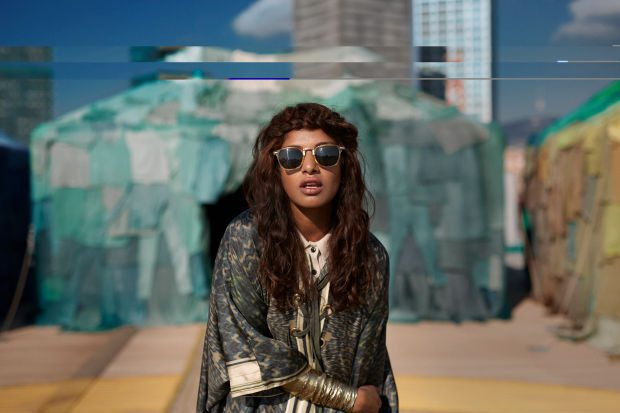 "Nieuwe remix M.I.A. – ""Bird Song (Diplo Remix)"""