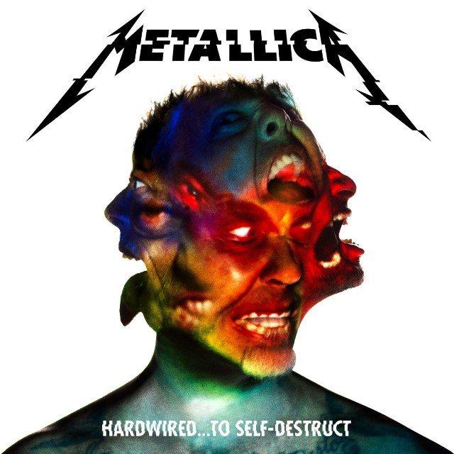 """Nieuwe single Metallica – """"Hardwired"""""""