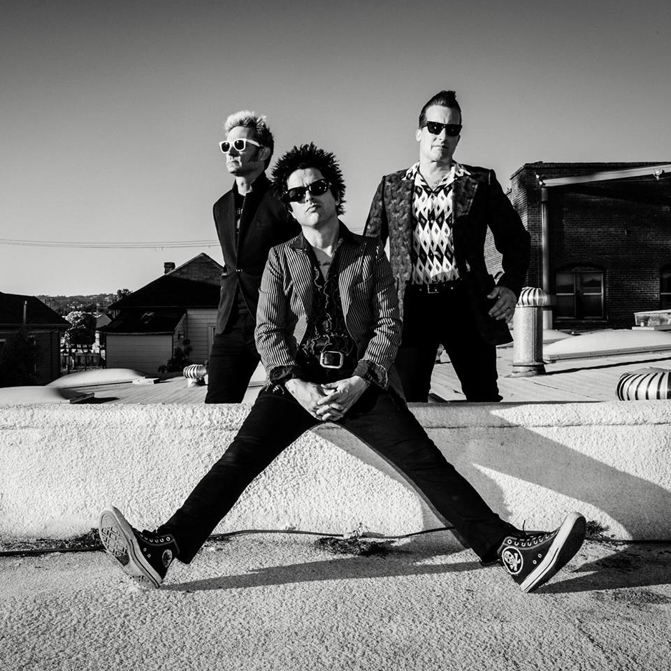 "Nieuwe single Green Day – ""Back In The USA"""