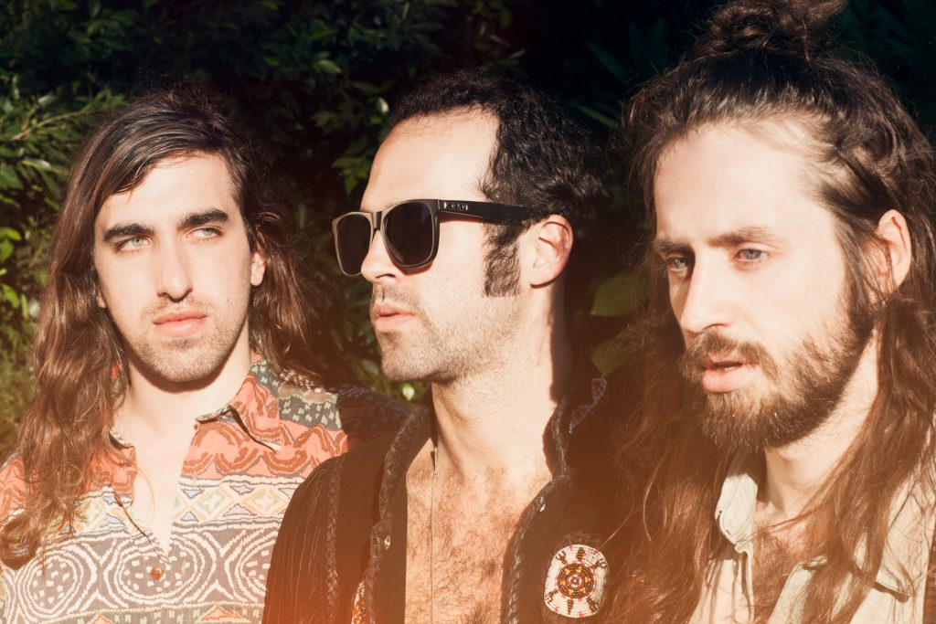 Crystal Fighters @ AB: een wild familiefeestje