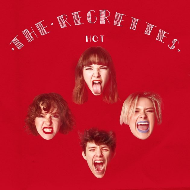 "Nieuwe single The Regrettes – ""Hot"""