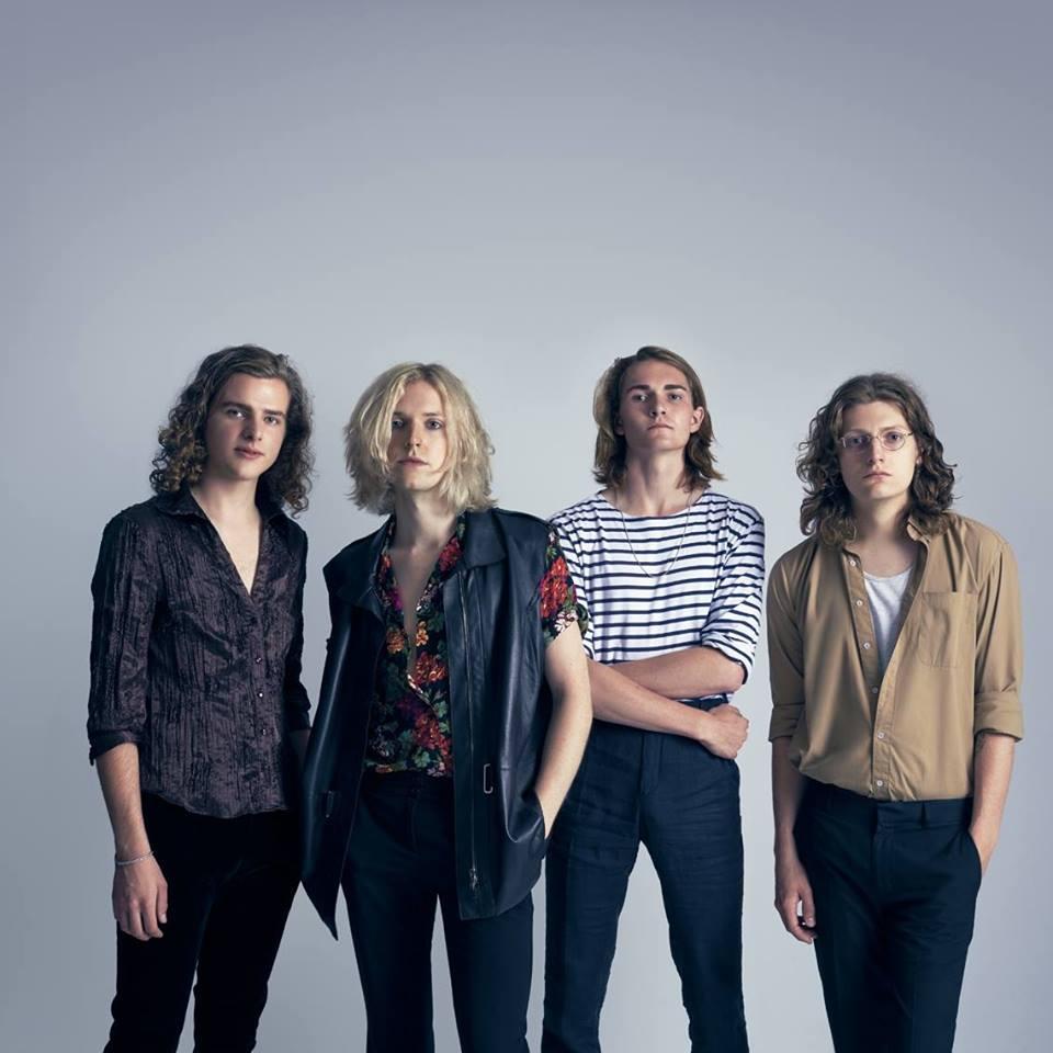 """Nieuwe single Sundara Karma – """"Olympia"""""""
