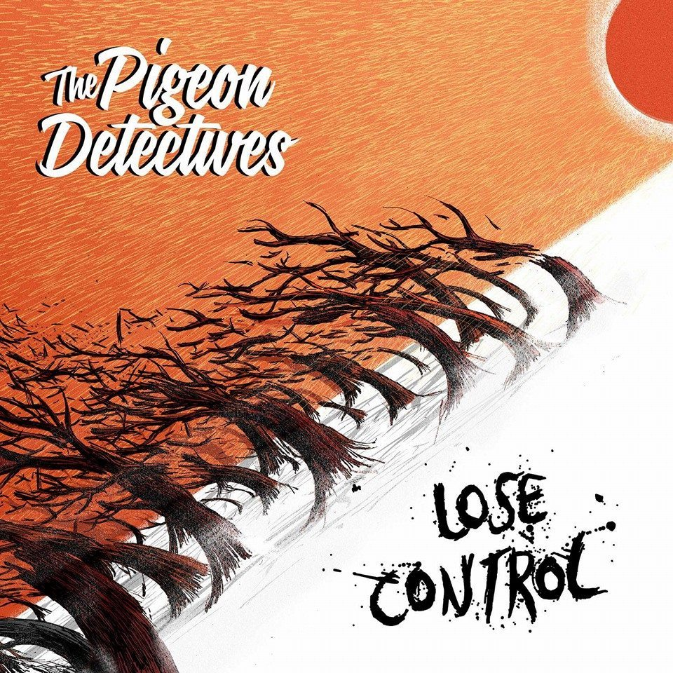 "Nieuwe single The Pigeon Detectives – ""Lose Control"""