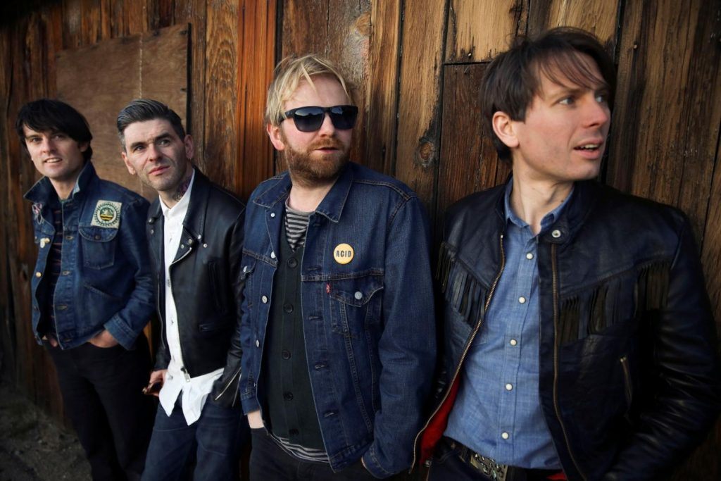 "Nieuwe single Franz Ferdinand – ""Demagogue"""