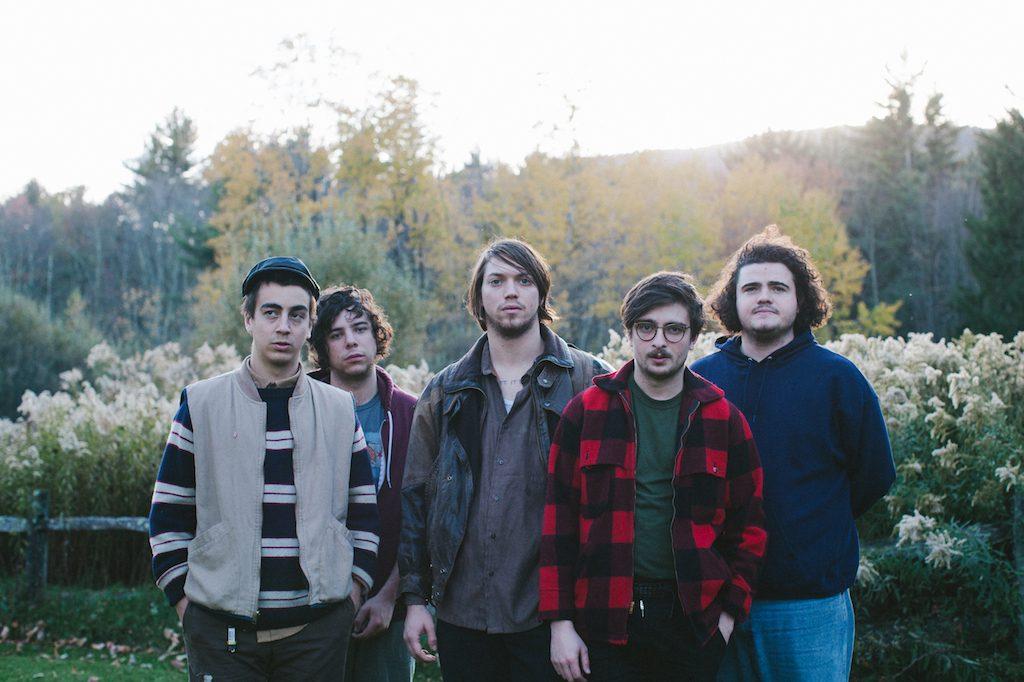Twin Peaks @ Botanique (Rotonde): Alle gekheid op een stokje in een garagerock-rokje