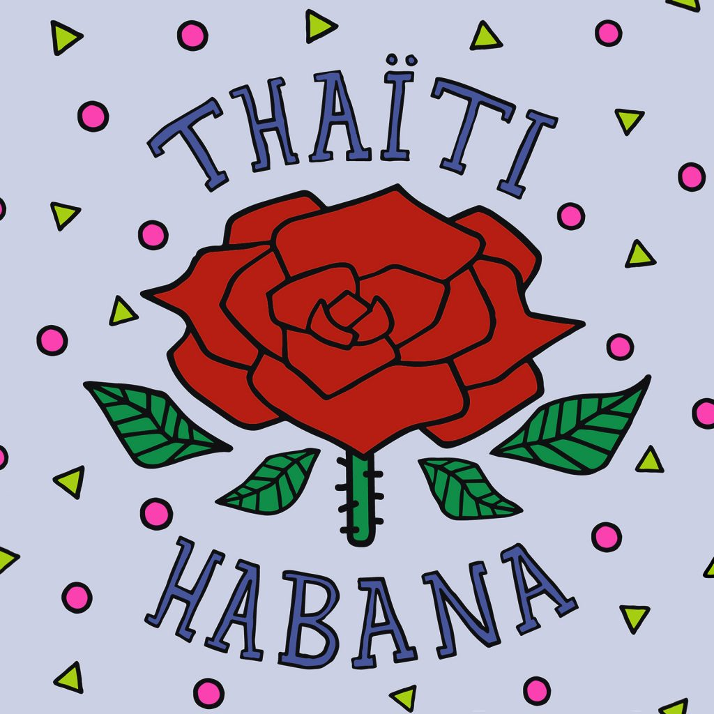 "Debuutsingle Thaïti – ""Habana"""