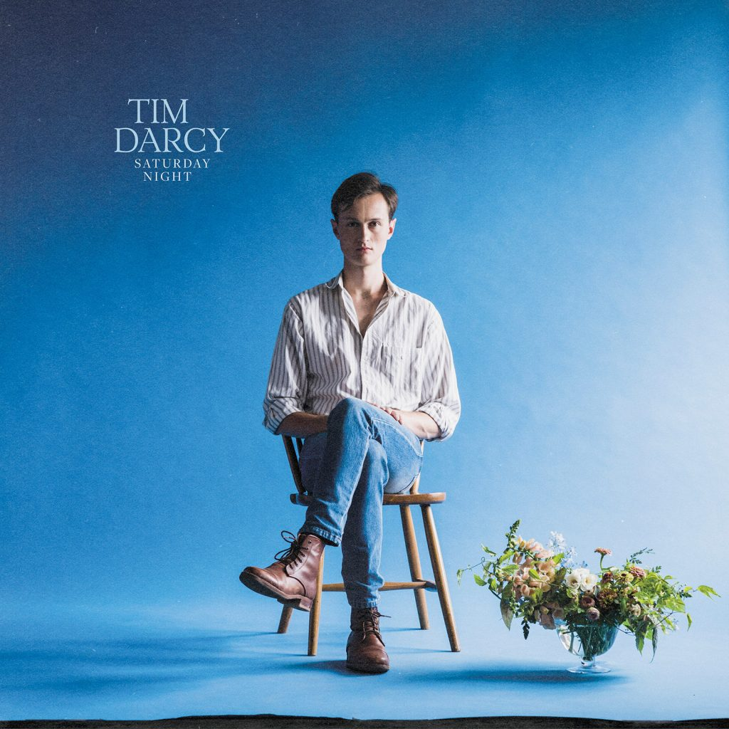 "Debuutsingle Tim Darcy – ""Tall Glass Of Water"""