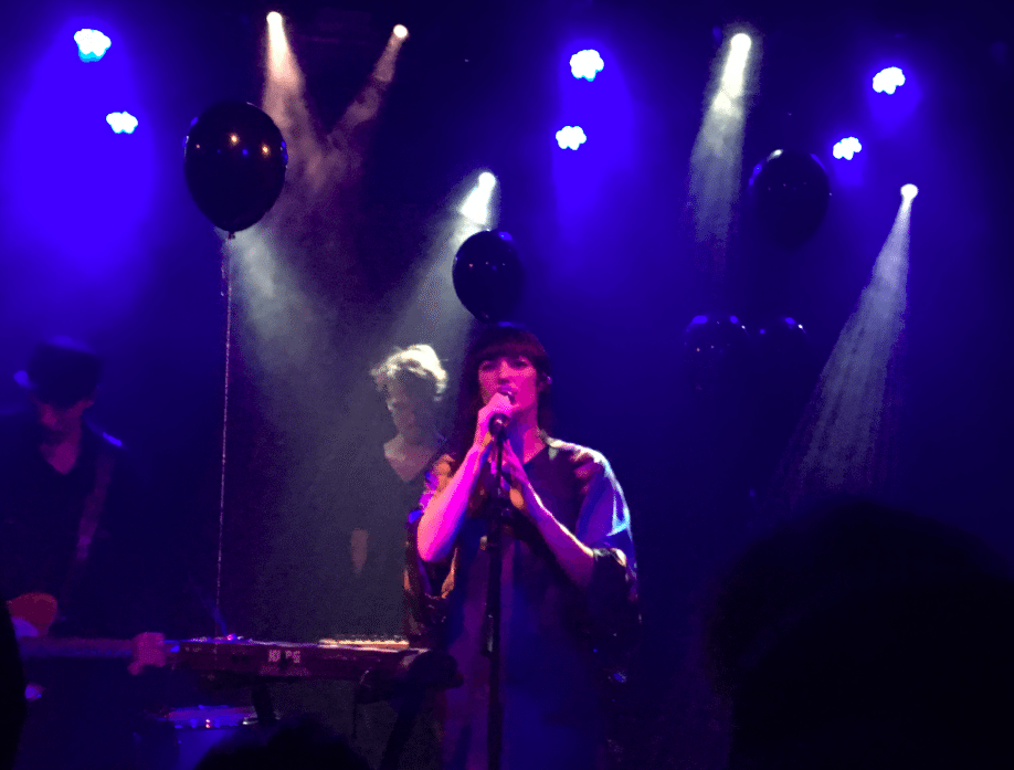 Jo Marches in ACU, Utrecht: overtuigend als songschrijvers én live band