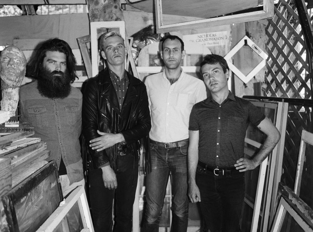Preoccupations @ Botanique: Strak afgemeten post-punk