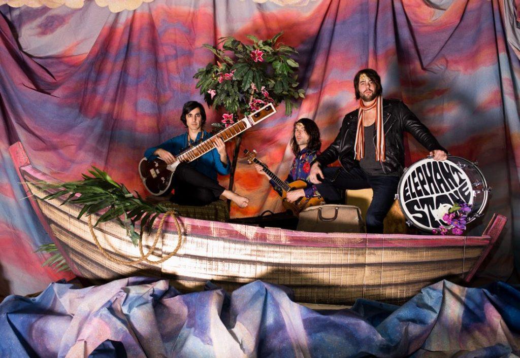 Elephant Stone + Moaning Cities @ De Zwerver: Een psychedelische golf aan creativiteit