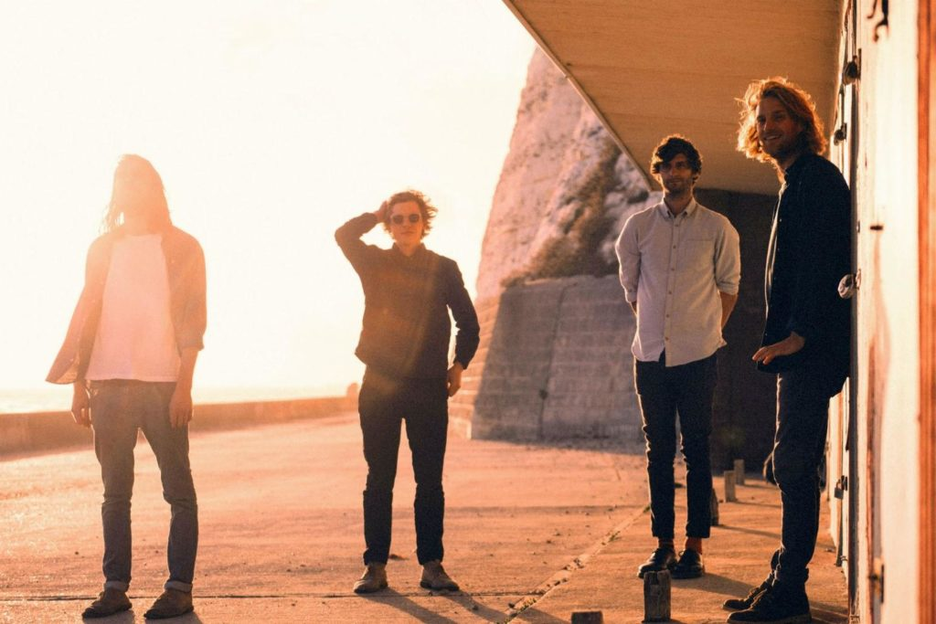 "Nieuwe single Tall Ships – ""Day By Day"""