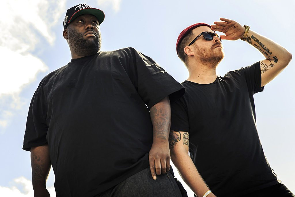 "Nieuwe single Run The Jewels – ""Mean Demeanor"""