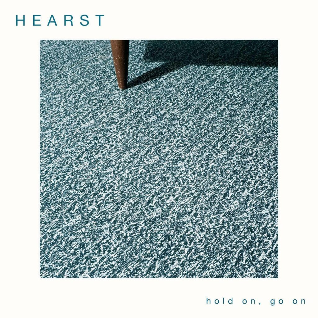 "Nieuwe single Hearst – ""Hold On, Go On"""