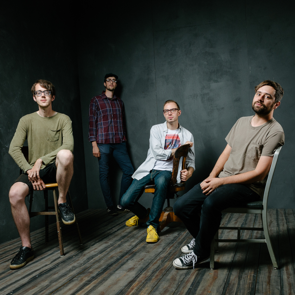 "Interview Cloud Nothings: ""Life Without Sound is het grootse, hoopvolle einde van onze trilogie"""