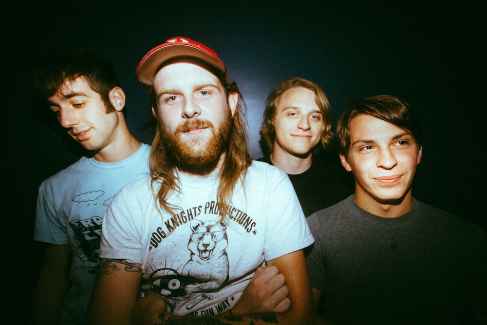 "Nieuwe single Sorority Noise – ""No Halo"""