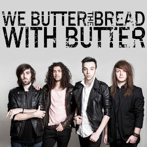 "Nieuwe single We Butter The Bread With Butter – ""Klicks. Likes. Fame. Geil!"""