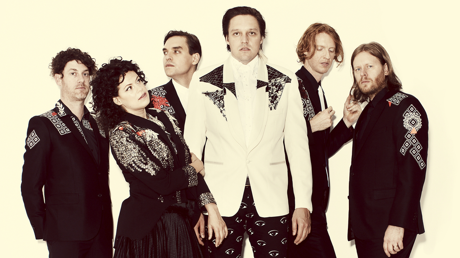 "Nieuwe single Arcade Fire – ""I Give You Power"""