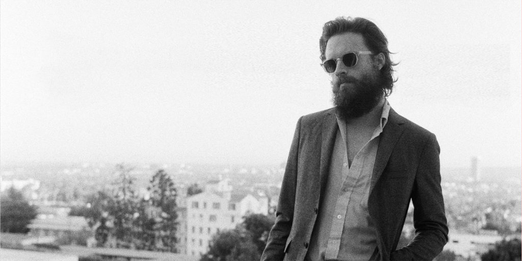 "Father John Misty + Weyes Blood @ AB: ""More human than God"""