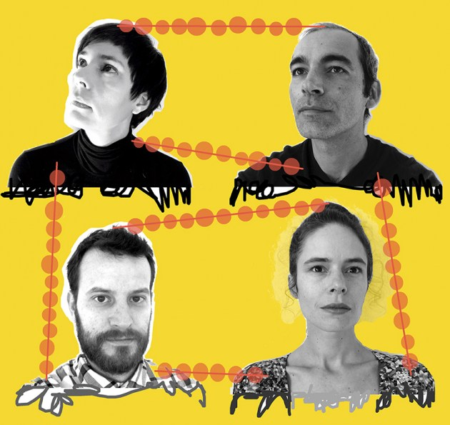 "Nieuwe single Laetitia Sadier Source Ensemble – ""Undying Love For Humanity"""