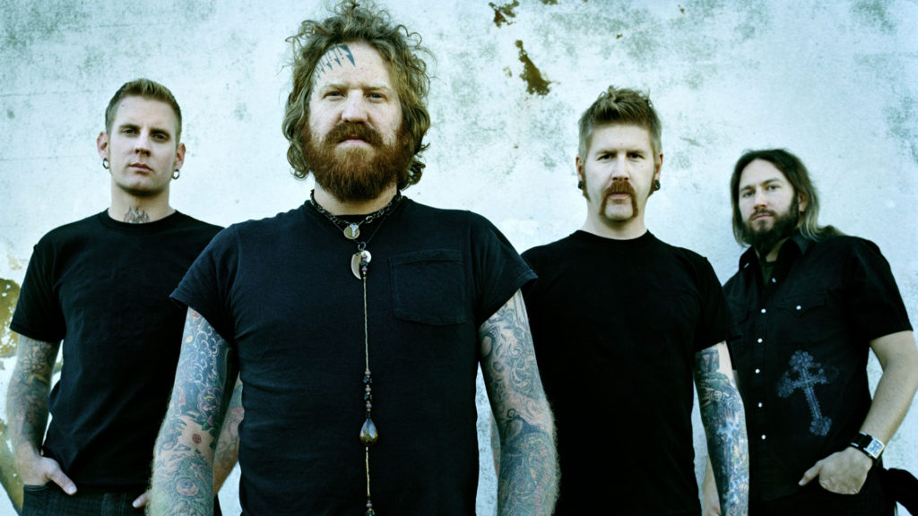 "Nieuwe single Mastodon – ""Show Yourself"""