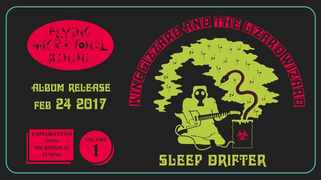"Nieuwe single King Gizzard & The Lizard Wizard – ""Sleep Drifter"""